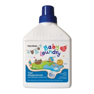 Frezyderm Atoprel Baby Laundry Υγρό Απορρυπαντικό 1lt ειδικά σχεδιασμένο για βρεφικά ρούχα