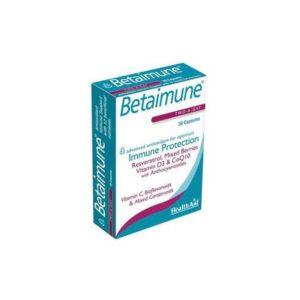 Health Aid Betaimune Immunace Protection 30caps