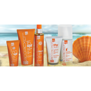 InterMed Luxurious SunCare Set Medium Pack