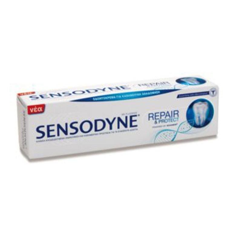 Sensodyne Οδοντόκρεμα Repair & Protect Καθημερινή Αναδόμηση 75ml