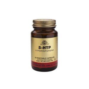 Solgar 5-HTP (5-Υδροξυ-Τρυπτοφανη) 100mg  30veg.caps