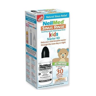 Sinus Rinse Starter Kit Kids